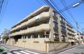 新宿区 市谷薬王寺町 2LDK {building type}