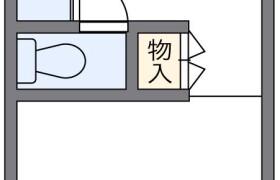 1K Apartment in Koyama - Higashikurume-shi