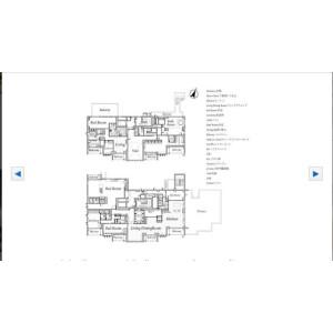 6SLDK {building type} in Jingumae - Shibuya-ku Floorplan