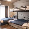 1R Serviced Apartment to Rent in Osaka-shi Kita-ku Bedroom