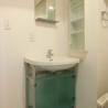 1R Apartment to Rent in Shibuya-ku Washroom