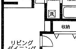 荒川區西尾久-2LDK公寓大廈