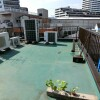 Shared Guesthouse to Rent in Ota-ku Balcony / Veranda