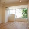1R マンション 新宿区 ベッドルーム