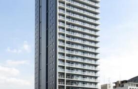 1LDK Apartment in Matsuyamachi - Osaka-shi Chuo-ku