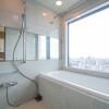 2LDK Apartment to Rent in Meguro-ku Bathroom