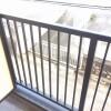 在奈良市内租赁1K 公寓大厦 的 阳台/走廊