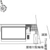 1K Apartment to Rent in Kadoma-shi Layout Drawing