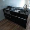 在港區內租賃1SLDK 公寓大廈 的房產 廚房