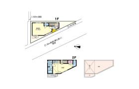 1R House in Okinomiyacho - Edogawa-ku
