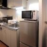 1K Apartment to Rent in Kyoto-shi Minami-ku Kitchen