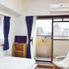 在大阪市中央区内租赁1K 公寓大厦 的 内部
