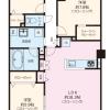 3LDK Apartment to Buy in Yokohama-shi Aoba-ku Floorplan