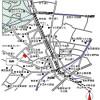 1LDK Apartment to Rent in Shibuya-ku Map