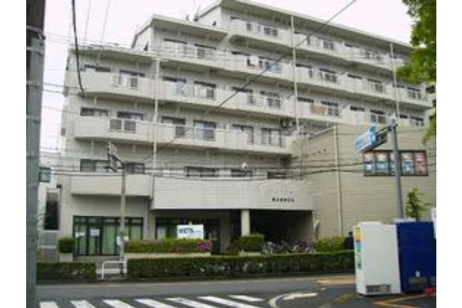 2LDK Apartment to Rent in Itabashi-ku Exterior