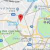 在千代田区购买3LDK 公寓大厦的 地图