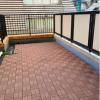 1DK Apartment to Buy in Shinjuku-ku Balcony / Veranda