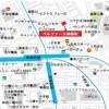 1DK Apartment to Rent in Chiyoda-ku Map