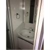 1LDK Apartment to Rent in Yokohama-shi Kanagawa-ku Washroom