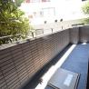 3LDK Apartment to Rent in Koganei-shi Balcony / Veranda