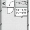 1K Apartment to Rent in Tokorozawa-shi Floorplan