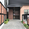 1R Apartment to Rent in Shibuya-ku Building Entrance