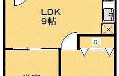 2LDK Apartment in Sumiyoshi - Fukuoka-shi Hakata-ku