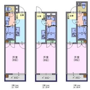 Whole Building {building type} in Misaki - Osaka-shi Suminoe-ku Floorplan