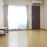 1K Apartment to Rent in Osaka-shi Minato-ku Living Room