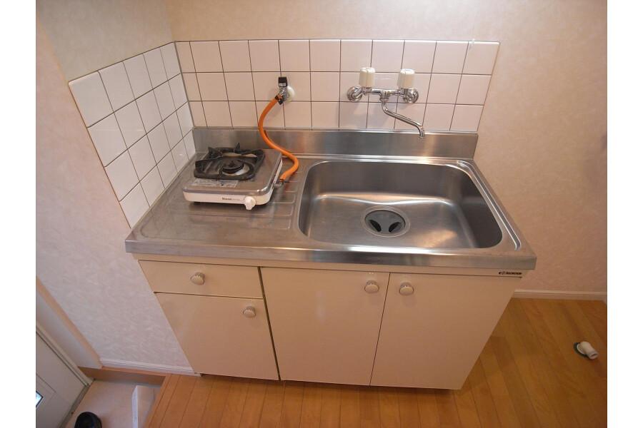 1K Apartment to Rent in Sagamihara-shi Minami-ku Kitchen