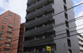 横浜市神奈川区台町-1R公寓大厦
