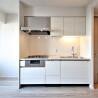 1LDK Apartment to Buy in Osaka-shi Chuo-ku Kitchen