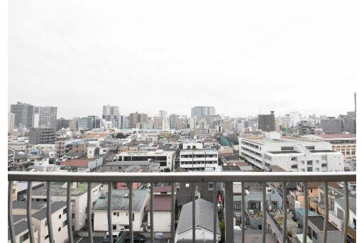 2SLDK Apartment to Buy in Ota-ku Outlook