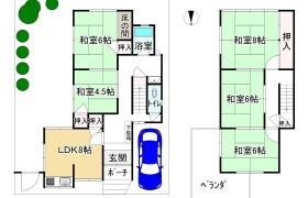 5LDK {building type} in Arashiyama yakushishitacho - Kyoto-shi Nishikyo-ku