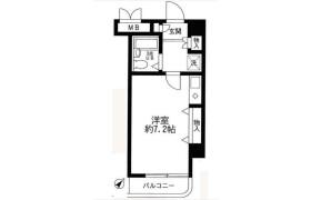 世田谷区三軒茶屋-1R公寓大厦