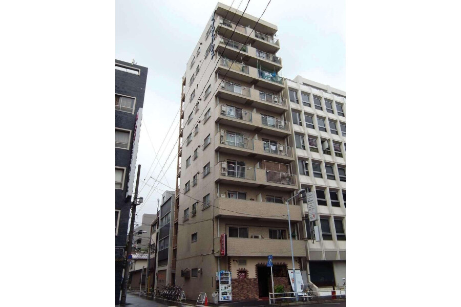 2K Apartment to Rent in Taito-ku Exterior