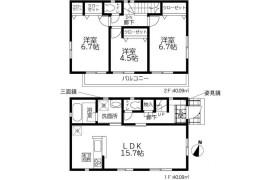 3LDK House in Noke - Fukuoka-shi Sawara-ku