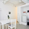 1LDK Serviced Apartment to Rent in Taito-ku Kitchen