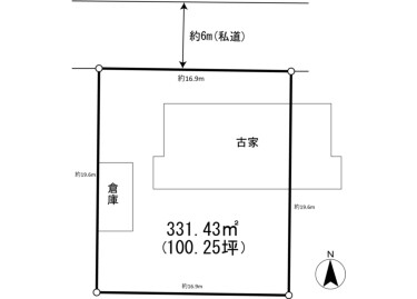 Land only to Buy in Abuta-gun Kutchan-cho Floorplan
