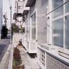 1K Apartment to Rent in Musashino-shi Balcony / Veranda
