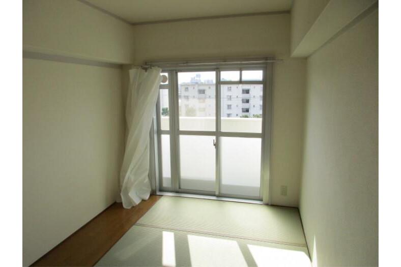 3DK アパート 足立区 内装