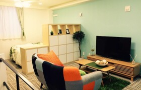 中央区 - 勝どき 简易式公寓 1R