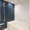 4LDK Apartment to Rent in Minato-ku Bathroom