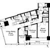 3LDK Apartment to Buy in Minato-ku Floorplan