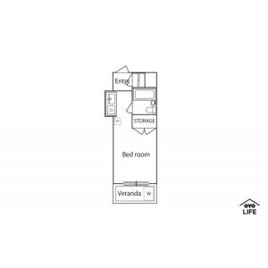 Private Mansion in Higashi - Niiza-shi Floorplan