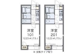 1K Apartment in Innai - Funabashi-shi