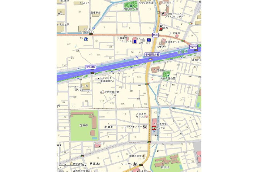 1LDK Apartment Ikari Kawaguchishi Saitama Japan For Rent