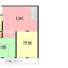 2K Apartment to Buy in Minamiashigara-shi Floorplan