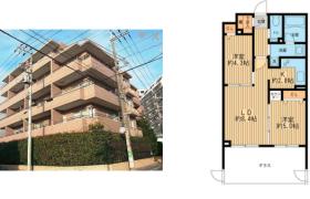 2LDK Apartment in Sakurashimmachi - Setagaya-ku