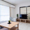 4DK Apartment to Rent in Minato-ku Living Room